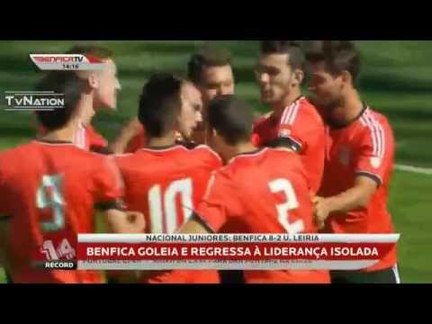76debfe958 Fabuloso Golo de Raphael Guzzo do Benfica Contra a União de Leiria ...