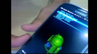 Samsung Galaxy S3 GT-I9300 Factory reset