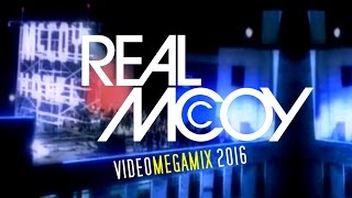 M.C. SAR & THE REAL McCOY - Megamix 2016