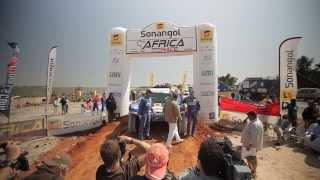 AFRICA ECO RACE 2014 RESUME ETAPE FINALE
