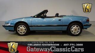 1991 Buick Reatta Gateway Classic Cars Orlando #493