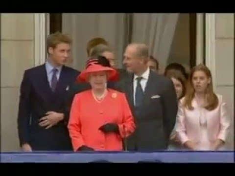 Golden Jubilee - 2 Appearances By The Queen