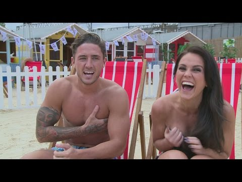 Ex on the Beach: Vicky Pattison introduces us to her new man
