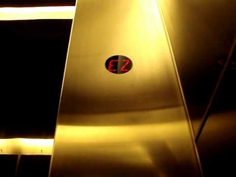 FAST & AWESOME!!! Otis High-Speed Elevators at JPMorgan Chase Tower in Houston, TX.