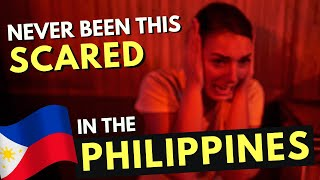 NEVER been THIS SCARED in the PHILIPPINES! NERVE-WRECKING Manila Vlog feat. Bisayang Hilaw