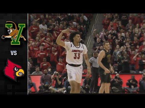 Vermont vs. Louisville Basketball Highlights (2018-19)
