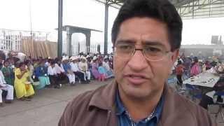 ENTREVISTA CON EL PRESIDENTE DE HUEHUETLA,PUEBLA,RUBEN VAZQUEZ CABRERA.