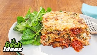 Best Lasagne Recipe With Mushrooms