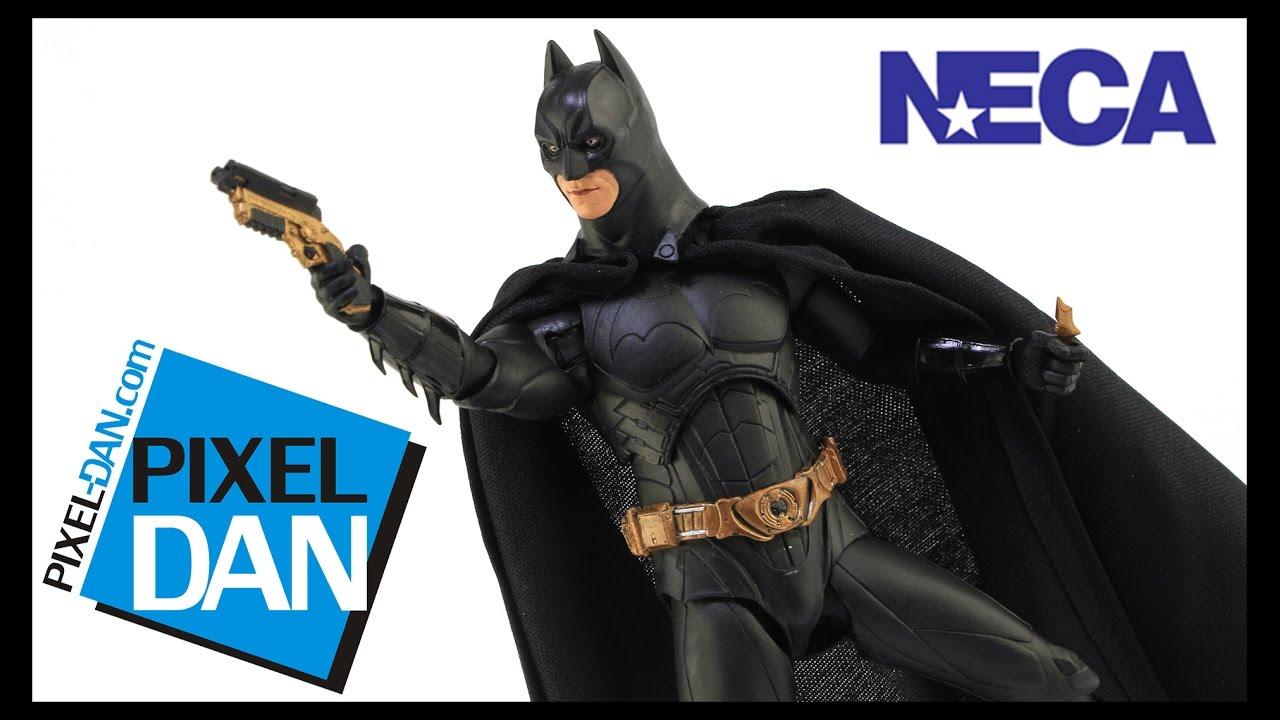 """NECA Toys Batman Begins 7"""" DC Comics Action Figure Video ..."""