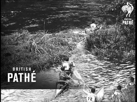 International Canoe Race (1968)