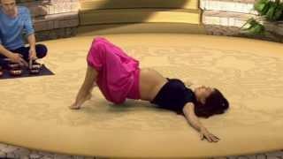 Йога как танец. Курс для беременных