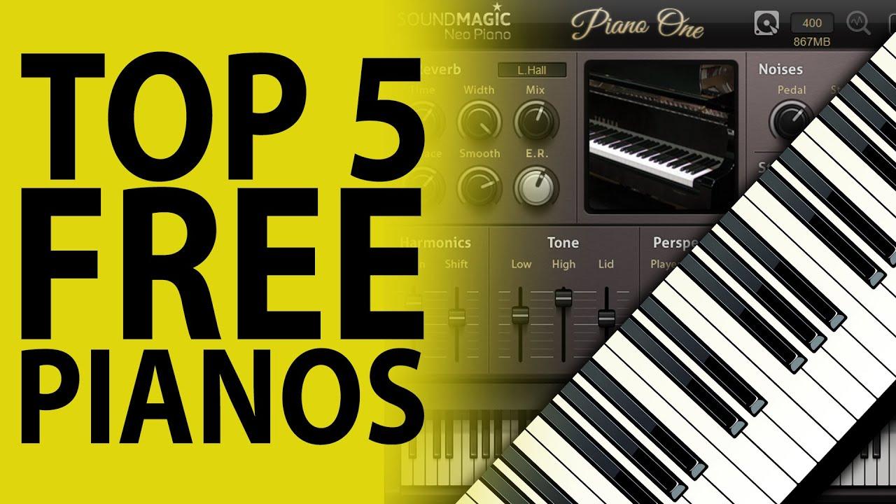 Vst Plugins Free Download Piano