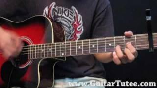 Carla Bruni - Quelqu'un M'a Di, by www.GuitarTutee.com Mp3