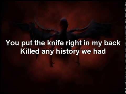 Daughtry - Traitor (Lyrics)