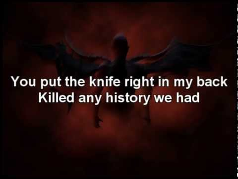 Daughtry - Traitor (Lyrics)