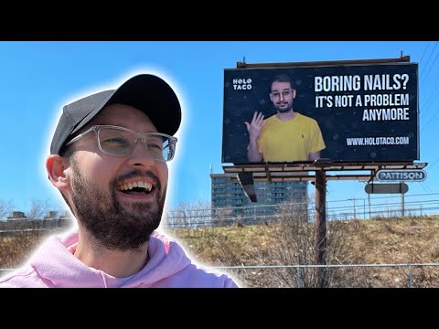 I Put My Boyfriend On A Billboard - Simply Nailogical