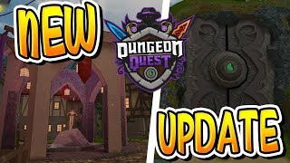 🔥⛵Dungeon Quest LIVE UPDATE - The Canals ROBLOX VIP⛵🔥