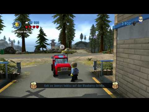 Let's Play LEGO City Undercover _ 003 [Deutsch] [HD] [Wii U]
