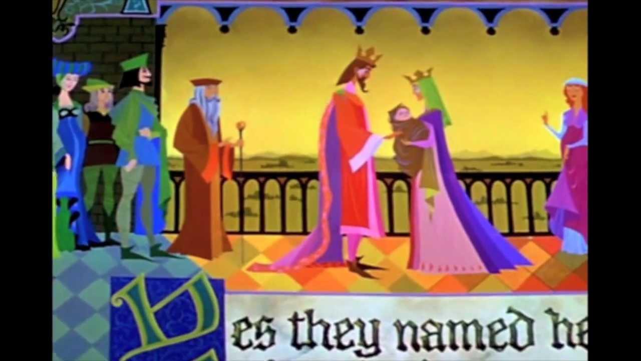 The Celebration Of Aurora S Birth Sleeping Beauty Score