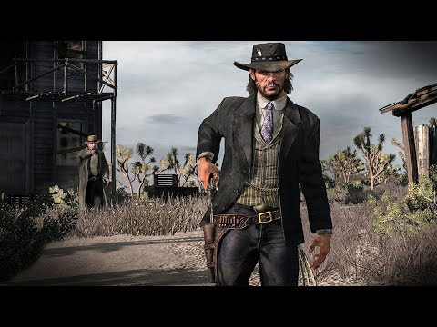 Red Dead Redemption: The Ultimate Critique
