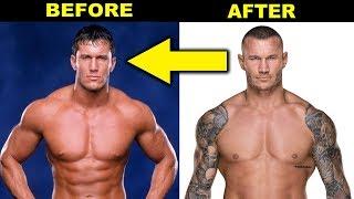 10 WWE Superstars Before Tattoos