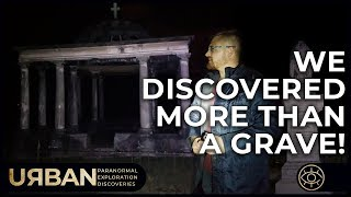We Discovered A Crematorium | Urban Paranormal Exploration Discoveries