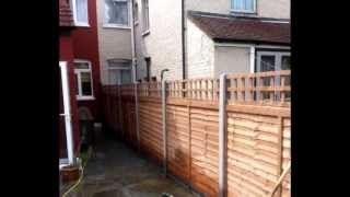 Garden Fencing North London - Greenfellas Uk