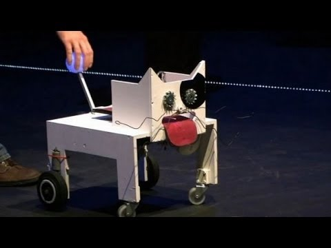 Robots will no longer be obedient - Funny robot fail compilation From The Fail Weblog thumbnail