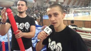 Репортаж: MAD SPORTS в Щёлково! Видео спортивные приколы артисты на праздник!