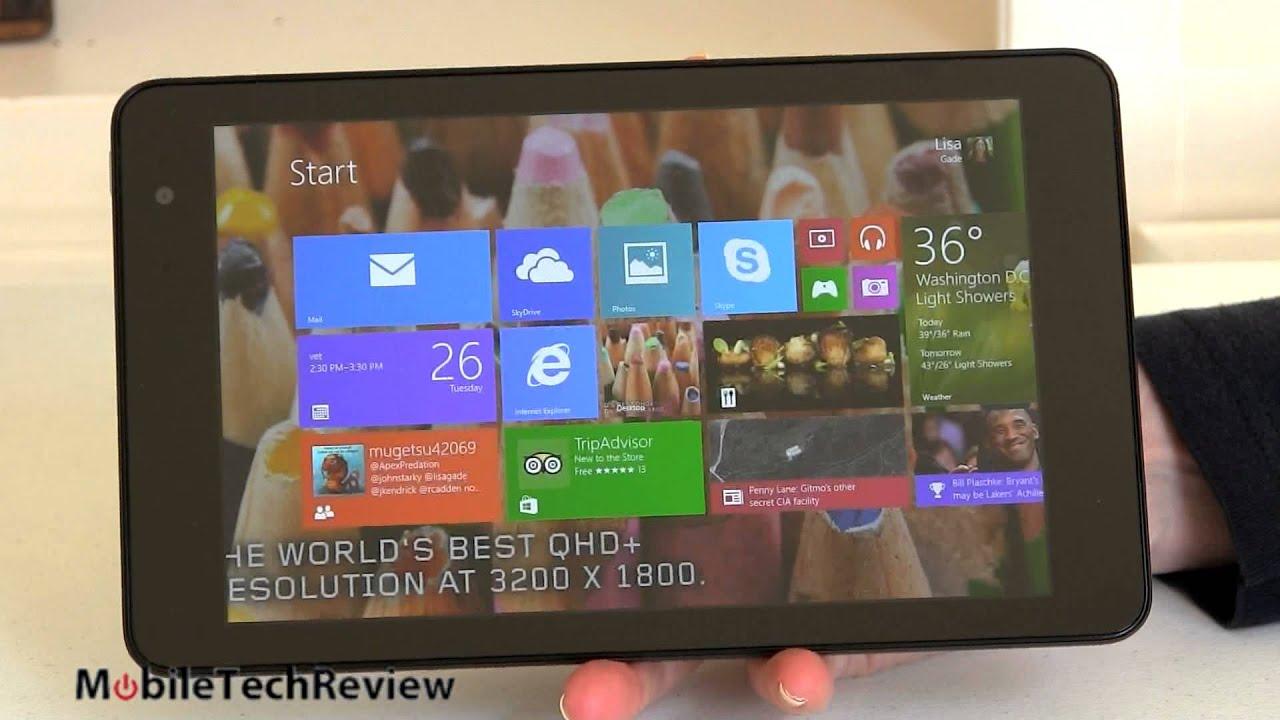 ГаджеТы: достаем из коробки Windows-планшет Lenovo Miix 2 8 .
