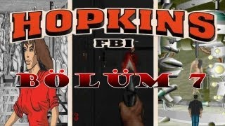 Let S Play Classics Hopkins FBI Bölüm 7 Samantha Çırılçıplak Kötü Adam Ve Doom Doom