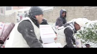 اللاجئين السوريين - الحدود السورية التركية