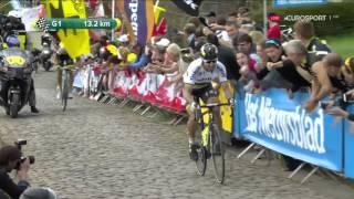 Tour of Flanders 2016 - Ronde van Vlaanderen - Decisive moment Paterberg