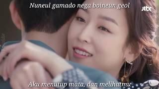 [Indo Sub] Davichi (다비치) – Falling In Love (꿈처럼 내린) The Beauty Inside OST Part.3 Lyrics