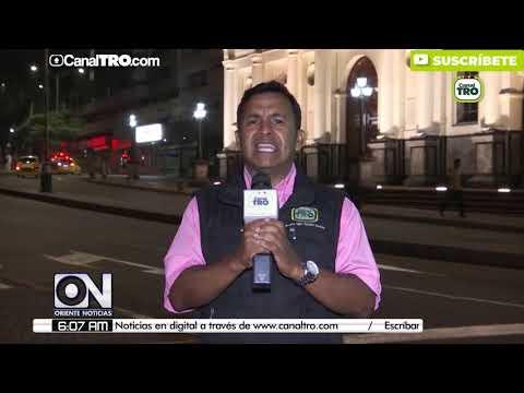 Oriente Noticias Primera Emisión 28 de marzo
