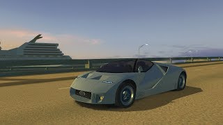 Ford Racing 2 - GT90 Concept Gameplay 1080p