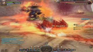 Dragon nest: solo Typhoon Kim by Tempest(mp pots only)