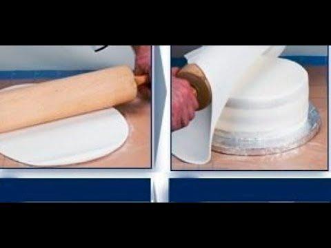 Мастер-класс: как покрыть торт мастикой