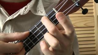 Cours de ukuélé - 이루마 (Yiruma) : River flows in you (1/3) Démo + Partie A + Intro