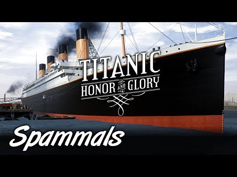 Titanic Honor & Glory | Demo 3 | TITANIC IN BELFAST