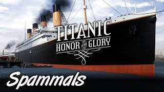 Titanic Honor & Glory | Demo 3 | TITANIC IN BELFAST
