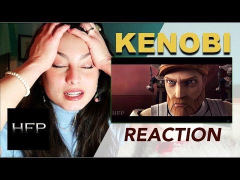 Reacting to HFP: KENOBI | Catherine LaSalle