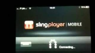 Streaming from Slingbox Solo on iPhone