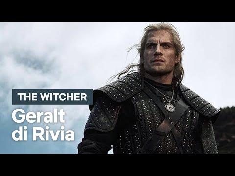The Witcher | Presentazione Dei Personaggi: Geralt Di Rivia | Netflix