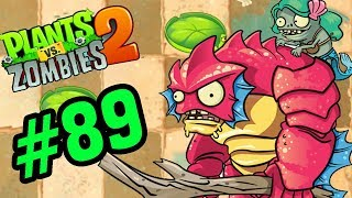 ✔️BOSS CHÚA TỂ ĐẠI DƯƠNG - Plants Vs Zombies 2 Tập 89 - Hoa Quả Nổi Giận 2 Android, Ios