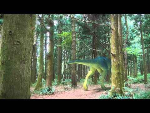공룡의 나라 화순 (애니메이션) -전남 화순군-