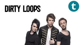 Top Act Announcement: Dirty Loops @ Thomann Sommerfest 2016