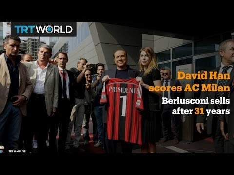 Money Talks: China buys AC Milan