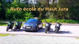 Auto école du Haut Jura