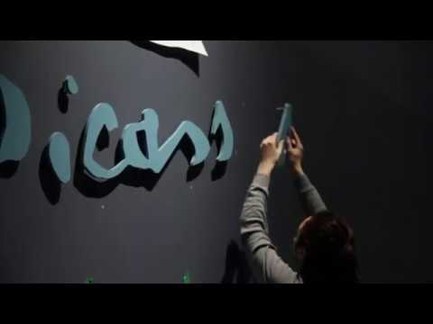 Installation of Picasso at the WAG